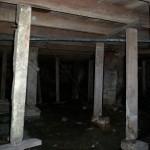 inadequate timber post footings 2